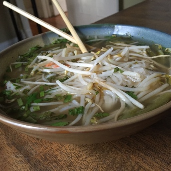 Pho, great for detoxification